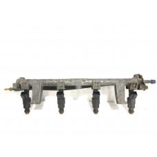 Injectoare cu rampa Ford Focus I Mondeo II Transit Connect Tourneo Connect 1.8i 16v 988F9F593DA 988F9F593DB 98F9H487GA 98F9D280GA 1049348 1111848