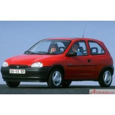 Punte spate Opel Corsa B