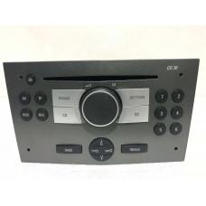 Radio CD 30 Opel Astra H 13190856