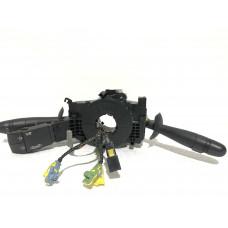 Ansamblu maneta stergatoare semnalizare comenzi audio banda volan Renault Laguna II 8200002461