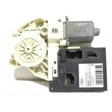 Motoras macara dreapta fata + calculator confort Ford Focus II 5WK11572I