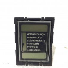 Display bord Opel Calibra A Vectra A 90228341