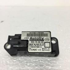 Senzor airbag impact Renault Megane I 7700437300