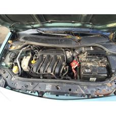 Bloc motor Renault Megane II Scenic II 1.6 16v K4M812