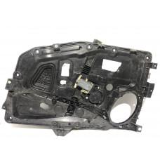 Macara + motoras dreapta fata Ford Fiesta V - electrica 2S61A045H16A