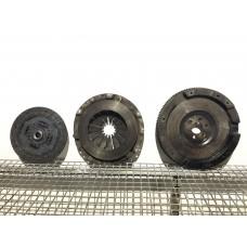 Kit ambreiaj cu volanta masa simpla Chevrolet Lacetti Nubira Kalos Rezzo Lanos 1.6i 1878654541 96184541 96408517