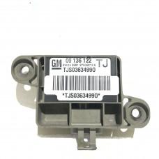 Senzor airbag impact stanga fata Opel Vectra B 09136122