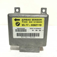 Calculator airbag BMW Seria 5 E34 65778362119