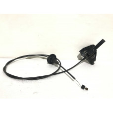 Cablu deschidere capota + maner Peugeot 307 9681183080