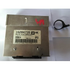 Calculator ECU + imobilizator Opel Corsa B 1.2i 16204739